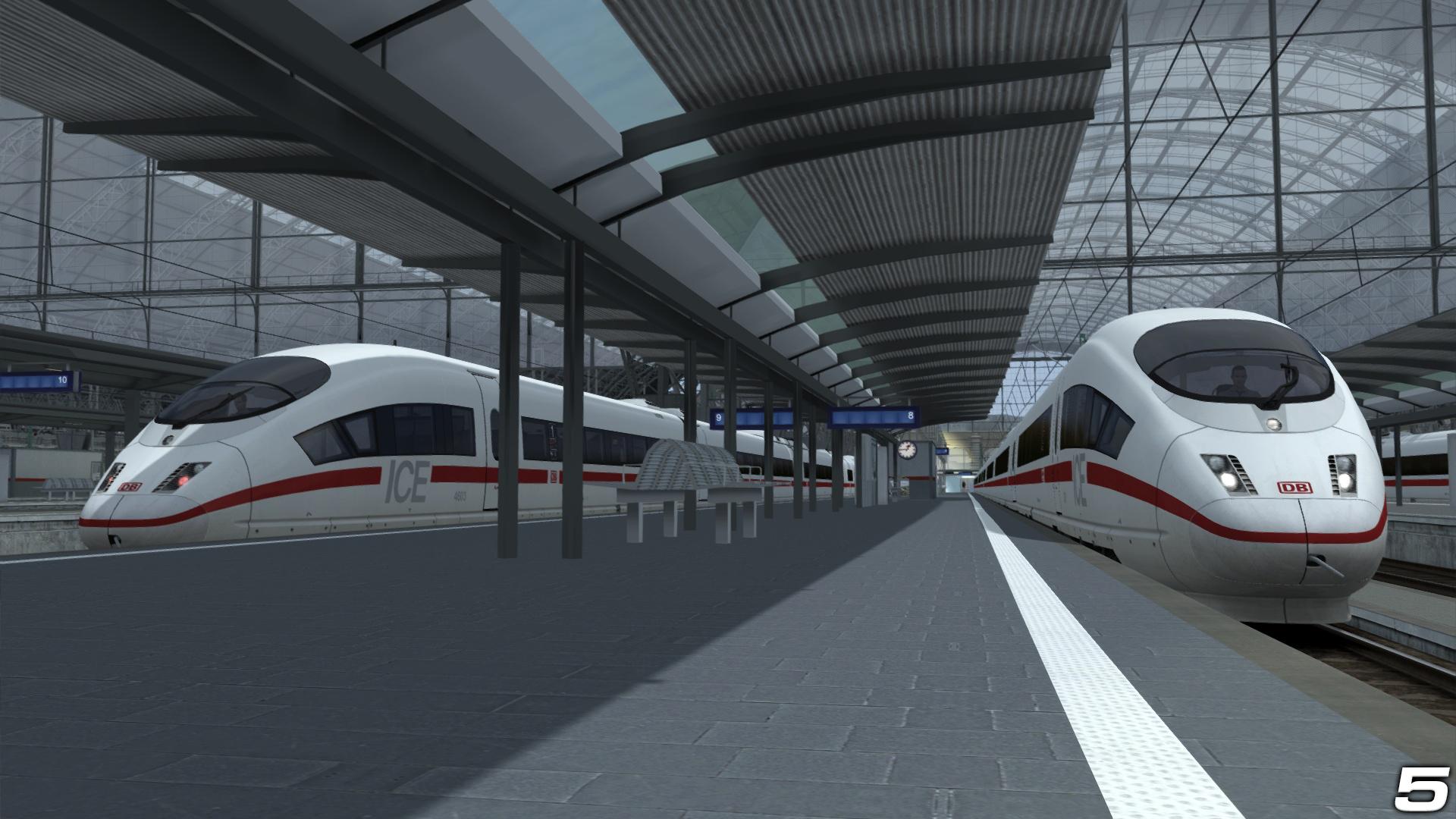 Meridiem Games - Train Simulator 2019